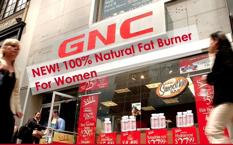 Trimtone fat burner supplement at GNC store